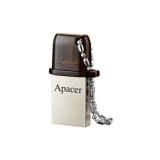 USB Flash 8 Gb Apacer AH175 OTG (USB+microUSB)