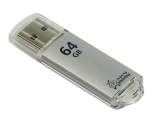 usb 3.0 flesh-disk  64gb smart buy v-cut silver3-800x80022