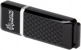 usb flash 8 gb smartbuy quartz series black